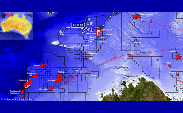 Timor Sea the target for seismic