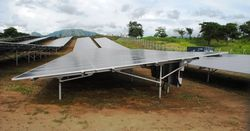 PNG powers up with solar