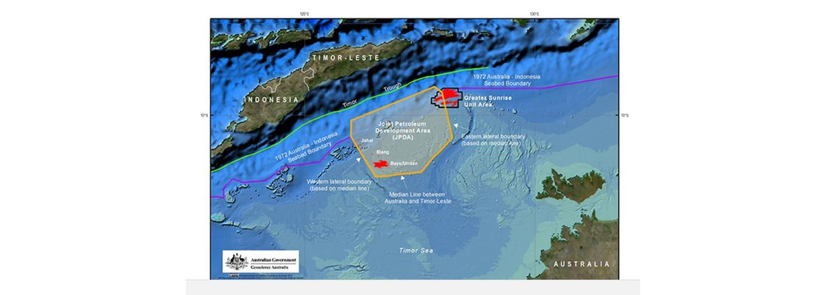 Timor Sea secrets declassified