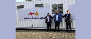 PNG gets 10 new portable clinics
