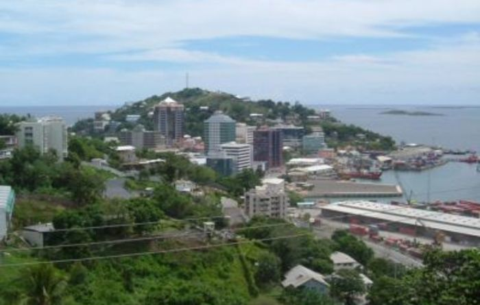 New clinic for Port Moresby