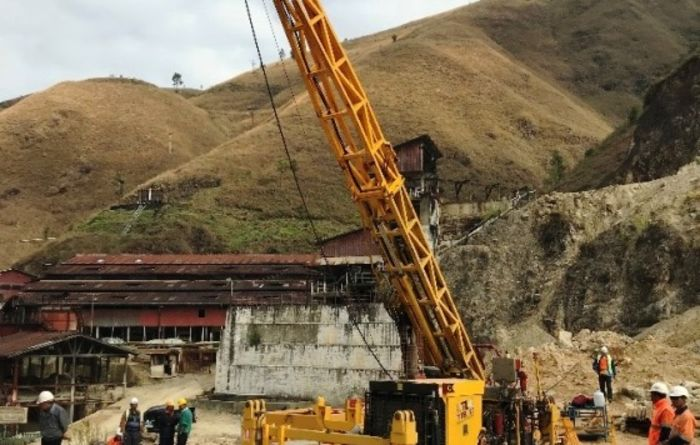 $30M raising for mining project