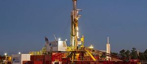 Rig count rises in Asia Pacific
