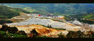 Hope for blockaded gold mine