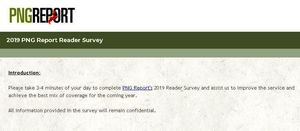 Take the PNG Report survey