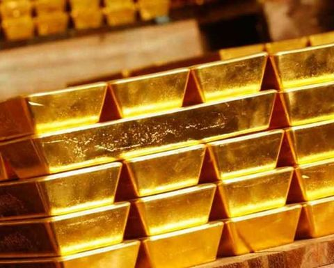 Gold's constant rise since 2001