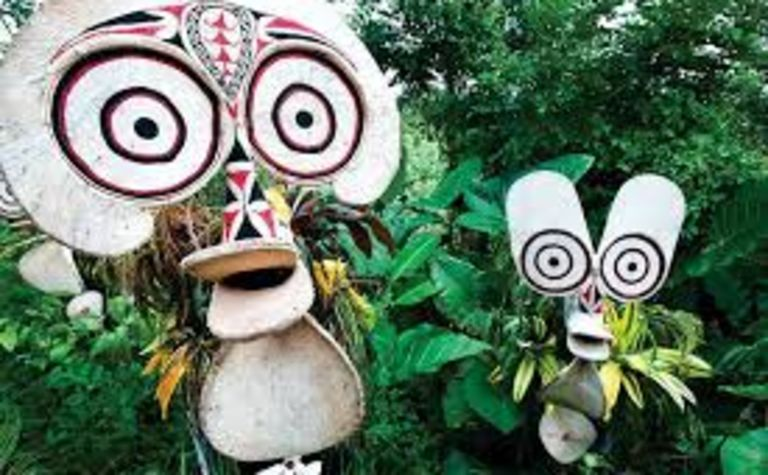 Support for Kokopo Mask Fest