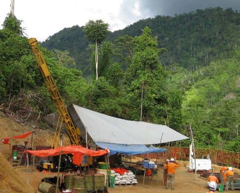 Harmony, Newcrest talk up PNG mega-project