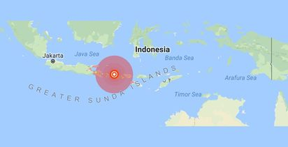 Rising death toll for Lombok