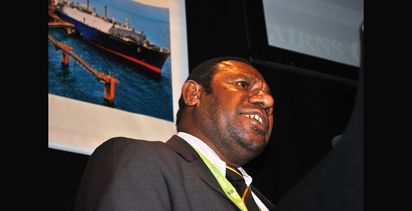UN role for PNG govt official