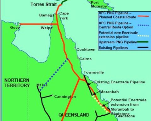 AGL moots staged development of PNG pipeline - PNG Report