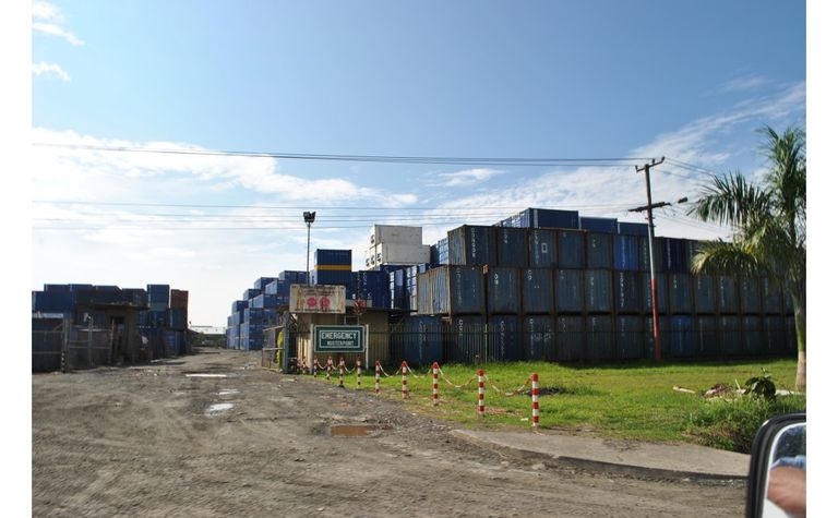 Locals get 30% of Lae container terminal