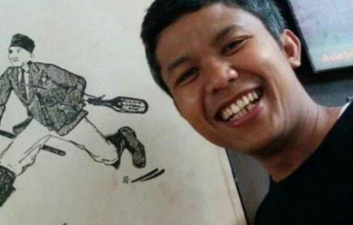 Indonesia's Riadi wins journo award