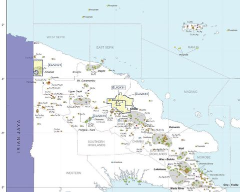 PNG alluvial gold mining start-up seeks directors