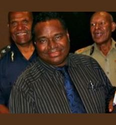 Deputy PM at Moresby summit