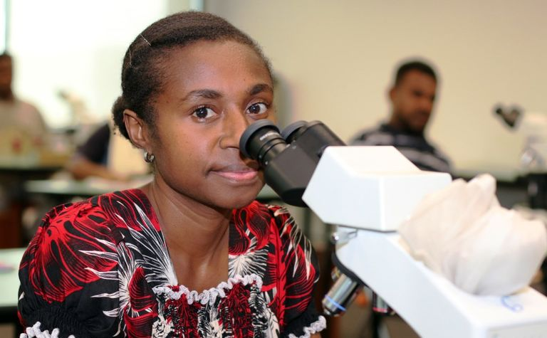 Turning the microscope on malaria