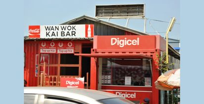China Mobile bid for Digicel