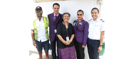 Gima flies out after 46 years