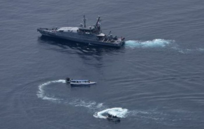 Indonesian boats apprehended