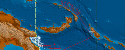 Searcher Seismic completes PNG prospectivity study