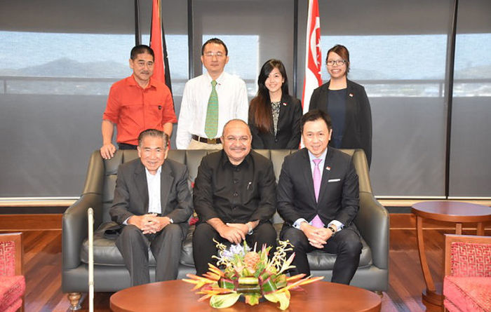 PNG supports Singapore aviation nomination