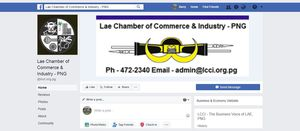 Lae Chamber now on Facebook
