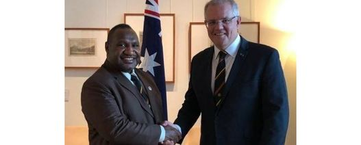 PNG, Aus in $14M defence deal