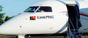Link PNG resumes Tari flights
