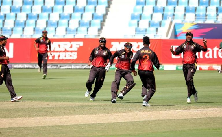 PNG qualifies for T20 World Cup
