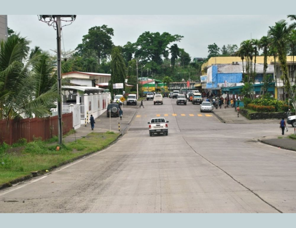 Lights out for Lae maintenance