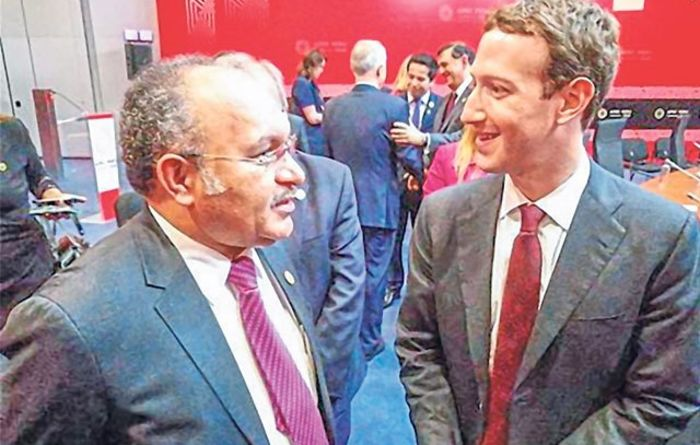 PNG, Canada lay into Facebook
