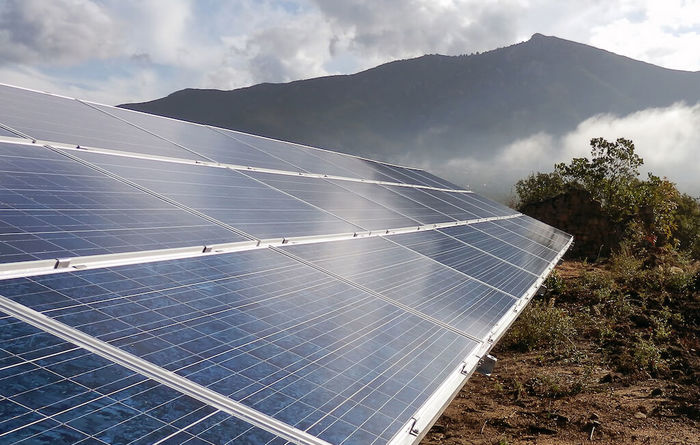 Solar solution for Fiji gold mine