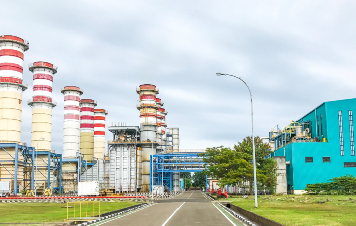 Boost for Indonesia power
