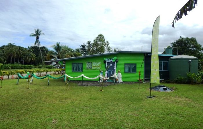 New antenatal ward for Lae