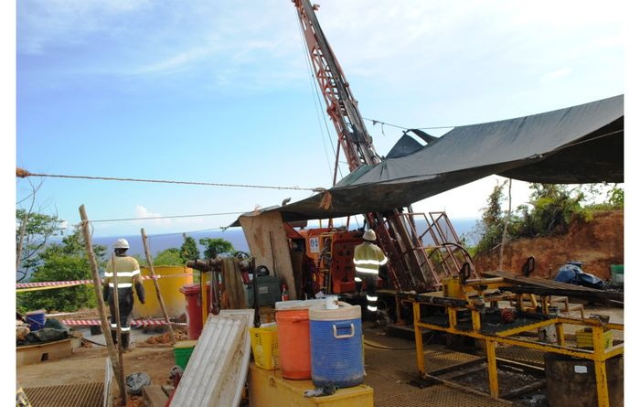 Kingston bullish on Misima geochem