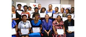 32 women graduate from AWE