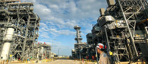 Huge project delivers  more than gas for PNG