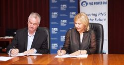 IFC, PNG Power in renewables deal