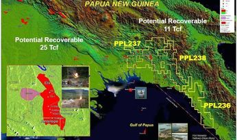 Oil Search gets thumbs-up on PNG fields