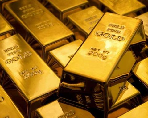 Central banks go for gold