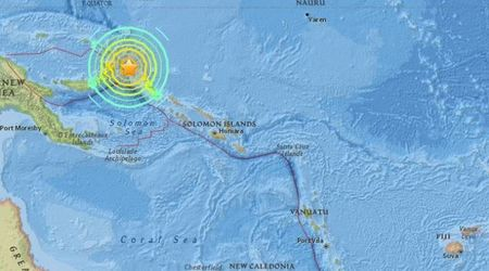 Calm returns after PNG earthquake