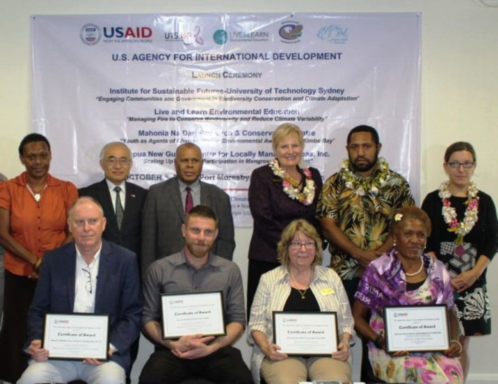 USAID launches biodiversity projects