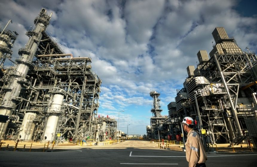 Safety rules at PNG LNG