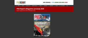 PNG Report available as eMagazine