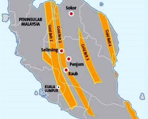 Resources Rise At Malaysia Gold Mine Png Report
