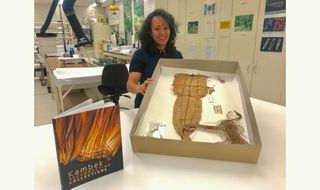 PNG artefacts return home