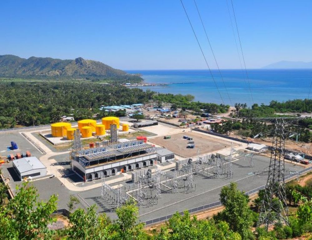 Wartsila renews Timor-Leste contract