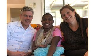Surgery success for Sandaun girl