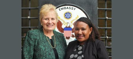 PNG social worker wins with HOPE