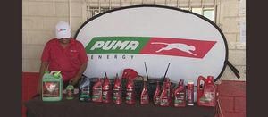 Dunlop to distribute Puma lubricants